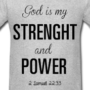 God-is-my-strength-and-power